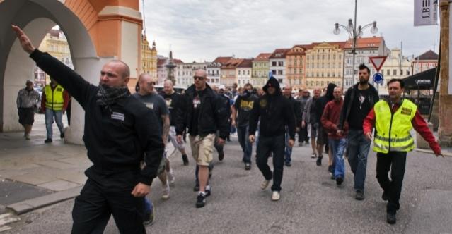 ČR-kriminalita-společnost-protest-Č. Budějovice-5