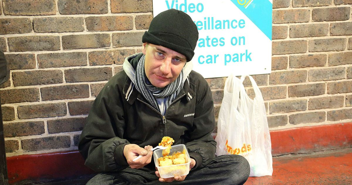 "Street Safe : The ""Angels and Diamonds"" for the Homeless in Derby"