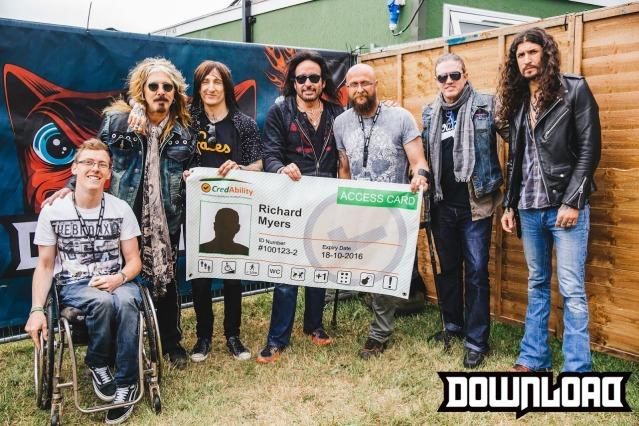 Richard Johnson - Download 2015 - Dead Daisies