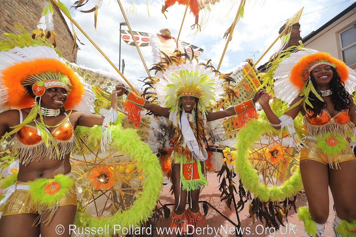 40th Anniversary Derby Caribbean Carnival