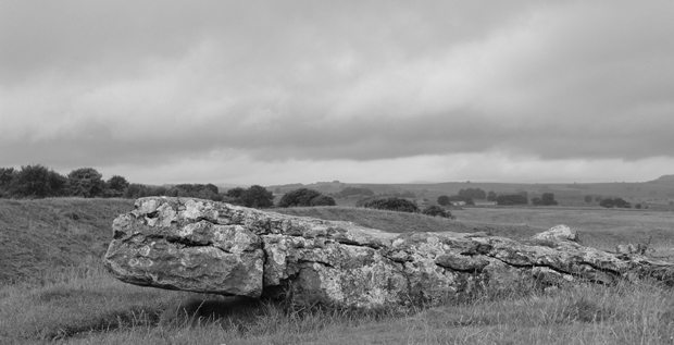 'Face at Arbor Low' by Keely Jennings. Image 1