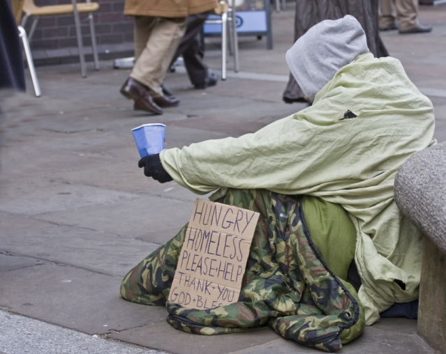 Homelessinlondon