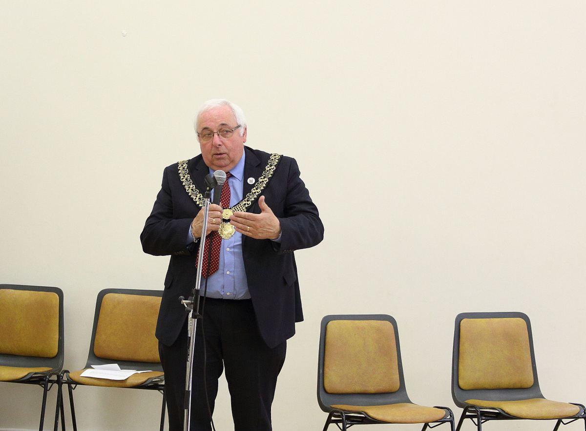 """Mayor of Derby (Cllr Pegg) uses """"office"""" to avoid public debate in his ward"""