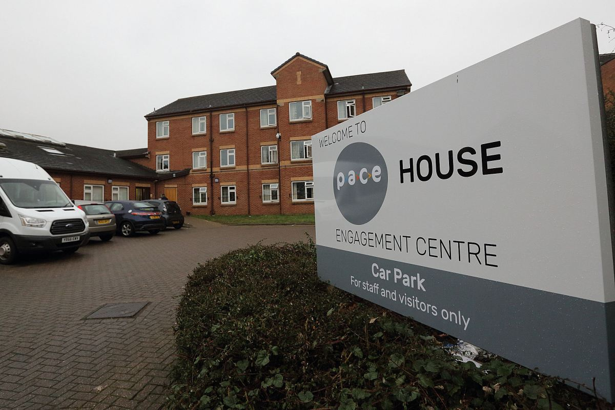 PACE House: New long-term support for homeless people in Derby