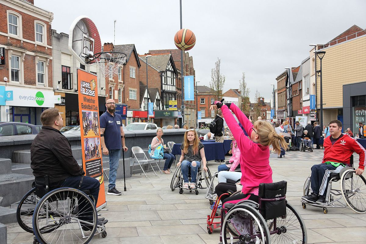 Disability Direct: Accessibility Derby