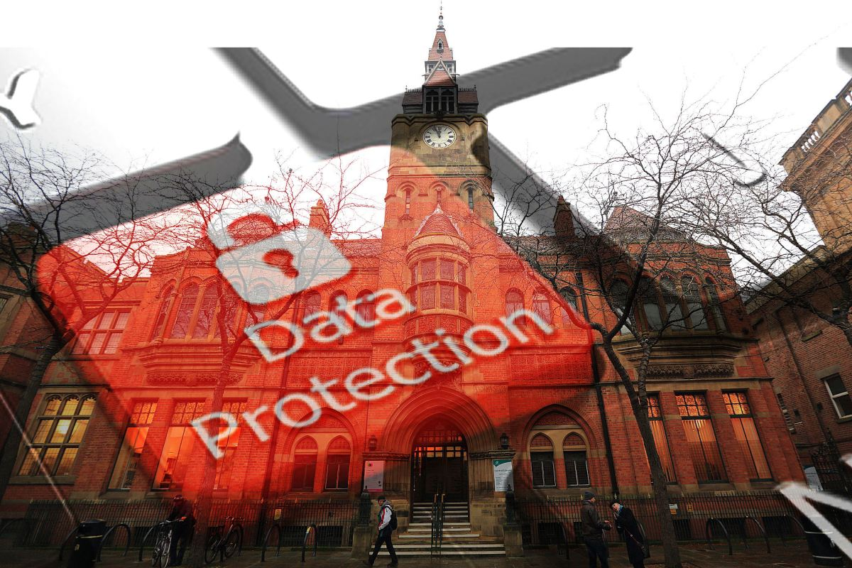 Derby City Council likely to breach new Data Protection Regulations with Library strategy.