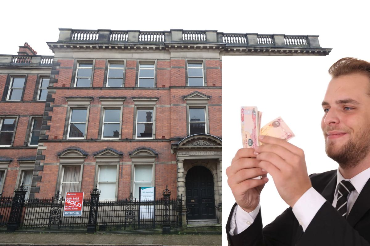 Will the lure of money over-rule heritage value in the development of Derby's historic Middleton House?