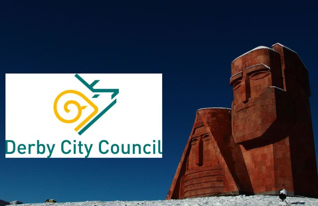 Derby CIty Council Resolution Independence of Artsakh Nagorno-Karabakh Russell Pollard